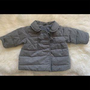 Warm cute coat